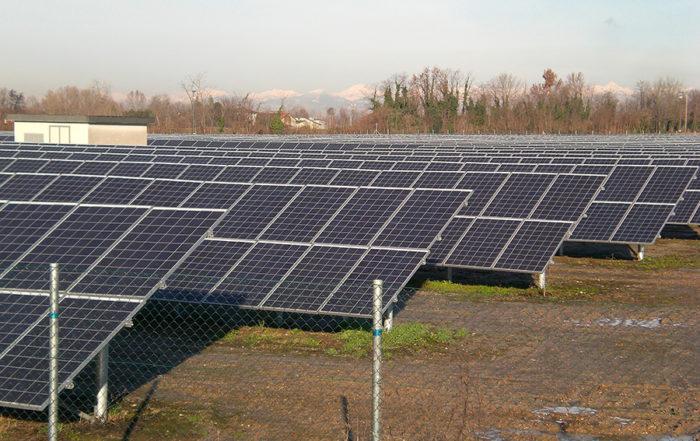 impianto fotovoltaico enertech